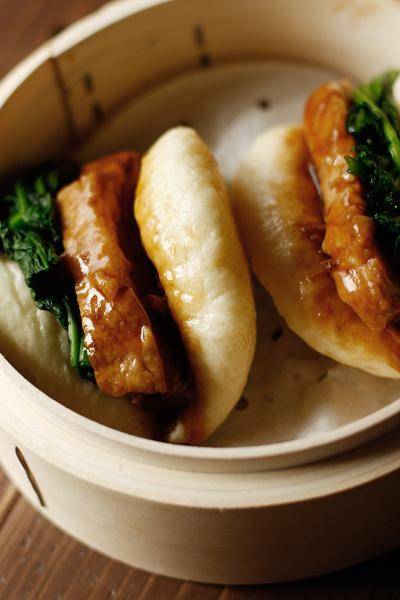 中華まんに豚の角煮イン( ゚∀゚)_f0149855_18284915.jpg