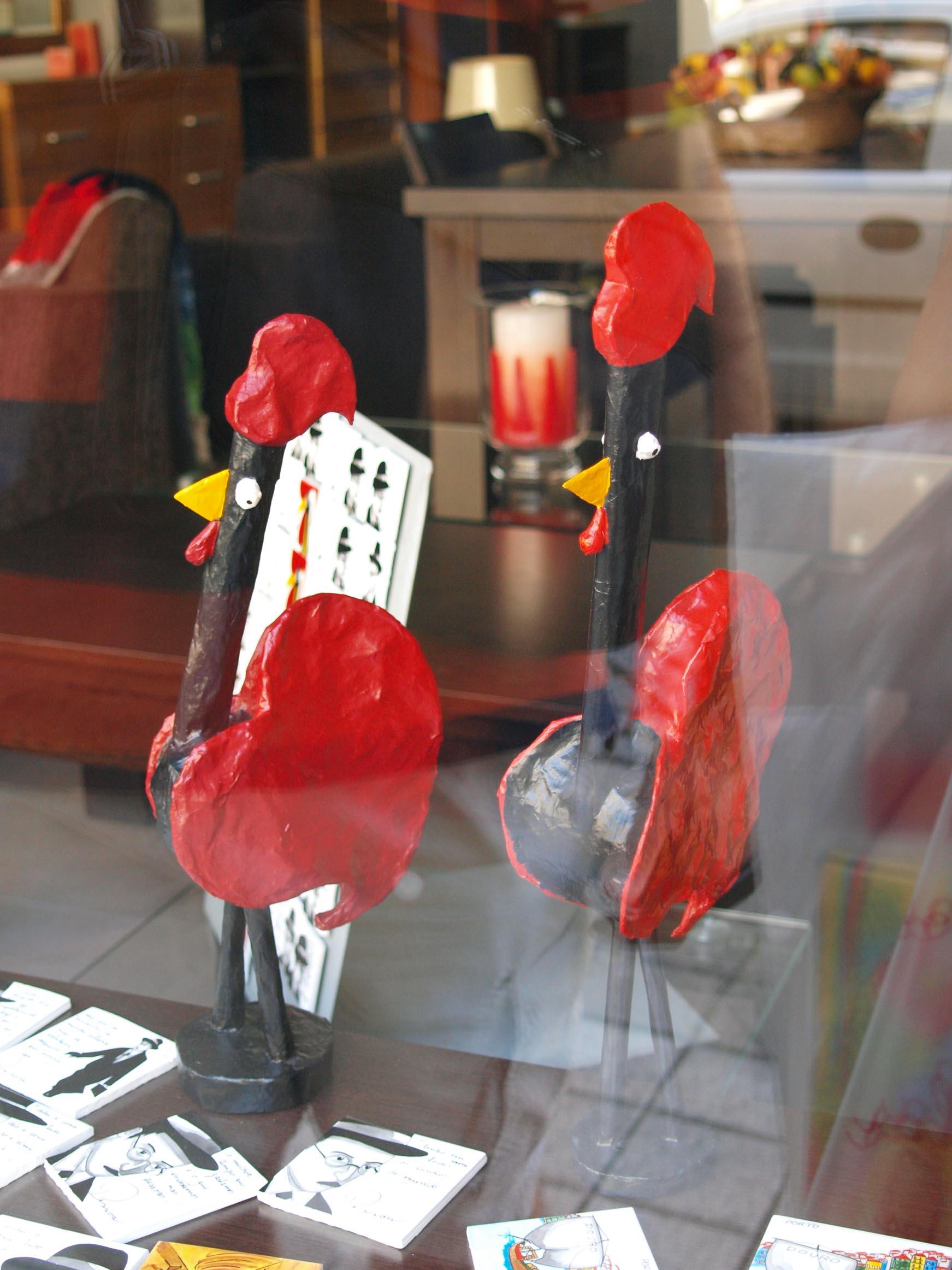 ポルトガル紀行ーーバルセロスの雄鶏伝説_c0179785_654239.jpg