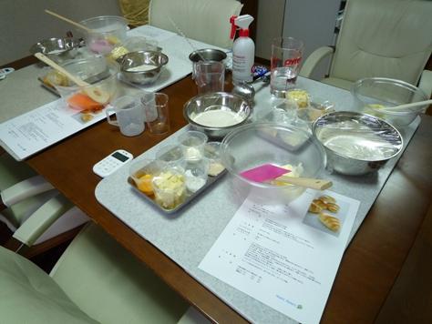 Happy Bakery~ パン教室♪_e0123286_15135946.jpg
