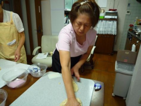 Happy Bakery~ パン教室♪_e0123286_15162339.jpg