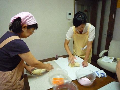 Happy Bakery~ パン教室♪_e0123286_15172297.jpg