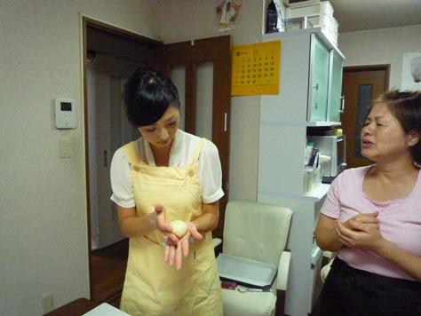 Happy Bakery~ パン教室♪_e0123286_15234510.jpg