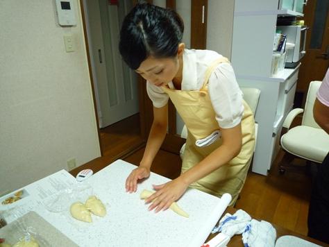 Happy Bakery~ パン教室♪_e0123286_15331614.jpg
