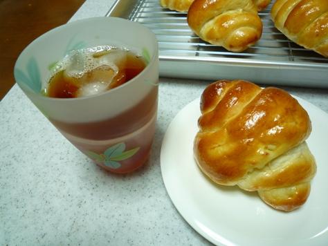 Happy Bakery~ パン教室♪_e0123286_15372216.jpg