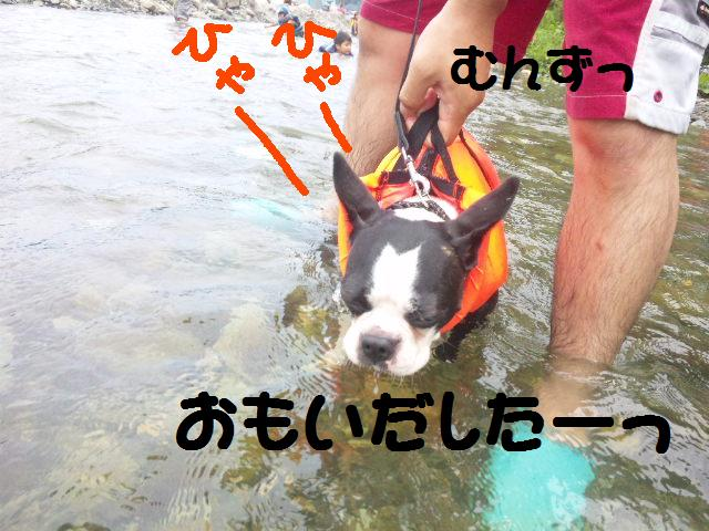 ★BBQと川遊び at 秩父 親鼻河原★_d0187891_20595791.jpg