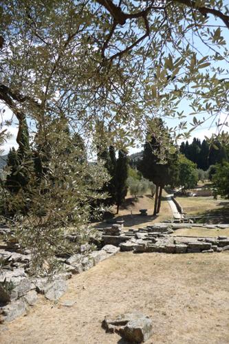 ローマ人の気持ちとローマ古代劇場跡~フィエーゾレ_f0106597_253235.jpg