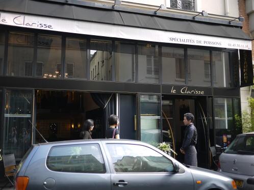 久々にフランス料理を食べに行って来たよ。_c0090198_6441814.jpg