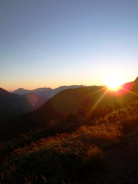 北アルプス2011夏④-双六岳_c0177814_14112263.jpg