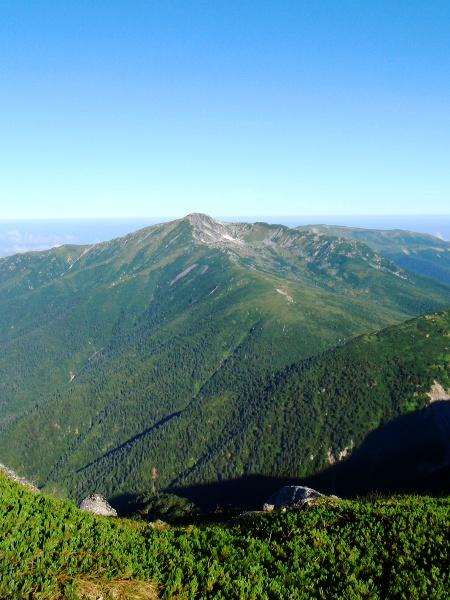 北アルプス2011夏④-双六岳_c0177814_1444431.jpg