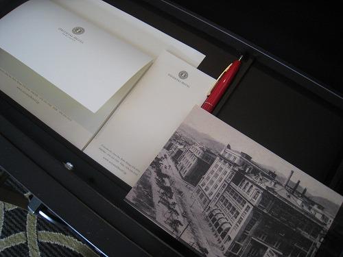 8月 神戸旧居留地オリエンタルホテル 部屋その1_a0055835_11413520.jpg