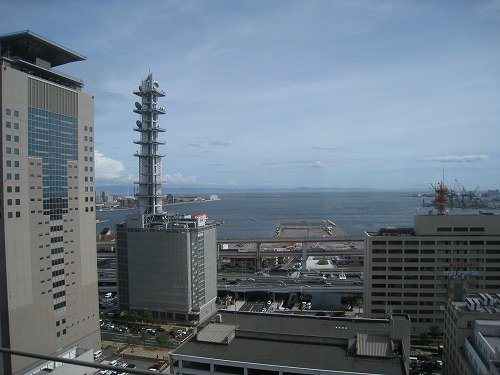 8月 神戸旧居留地オリエンタルホテル 部屋その1_a0055835_11442337.jpg