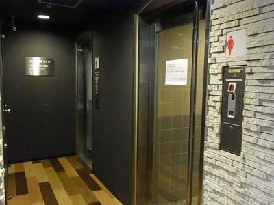 トイレ入り口