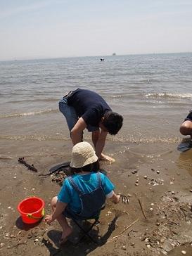潮干狩り_e0214646_1222210.jpg