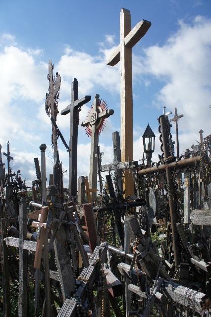 聖十字架の丘を越え、ラトビアの首都リガへ_c0011649_1111483.jpg
