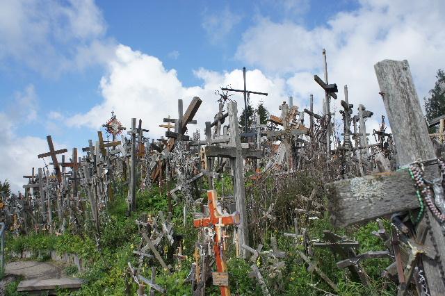 聖十字架の丘を越え、ラトビアの首都リガへ_c0011649_11165735.jpg