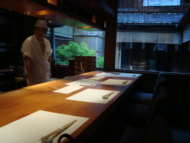 京都・三条「馳走 麩屋町三条」へ行く。_f0232060_18233889.jpg