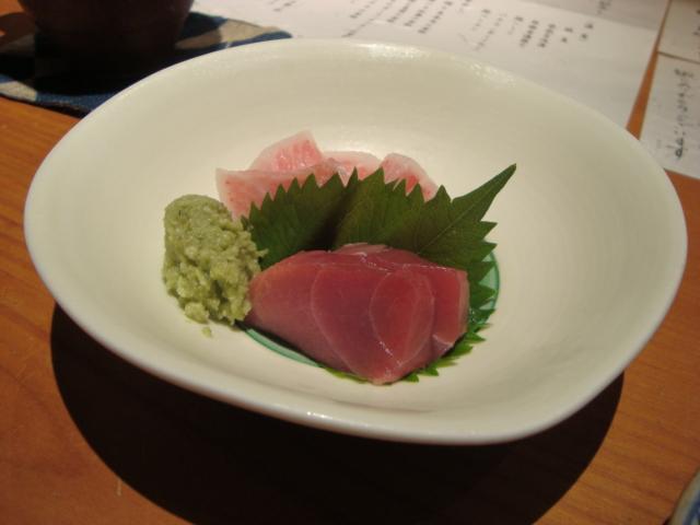 京都・三条「馳走 麩屋町三条」へ行く。_f0232060_1834495.jpg