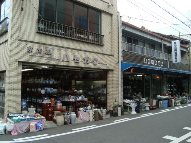 京都・丸太町「京陶器 ハセガワ」へ行く。_f0232060_19142528.jpg