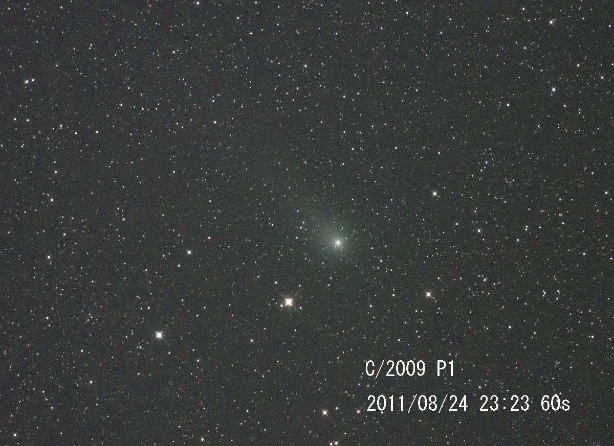 ギャラッド彗星_e0174091_1627452.jpg