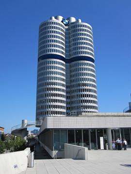 BMW博物館&BMWヴェルト その1 :...