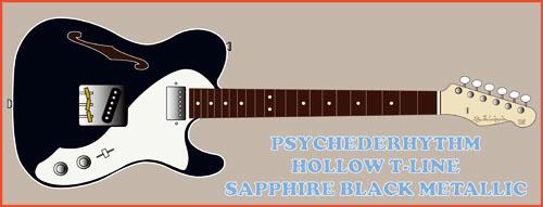 「Sapphire Black MetallicのHollow T」を3本発売します!_e0053731_19405668.jpg