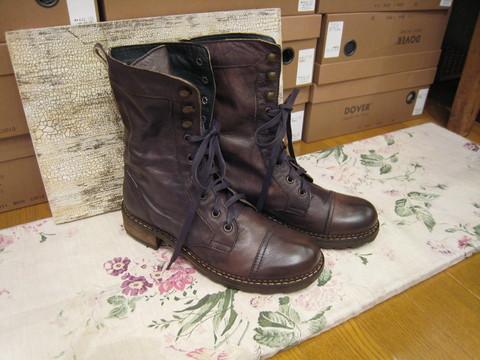 DOVER の続きは、ブーツたちです。_c0227633_2234123.jpg