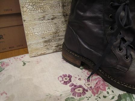 DOVER の続きは、ブーツたちです。_c0227633_2235653.jpg