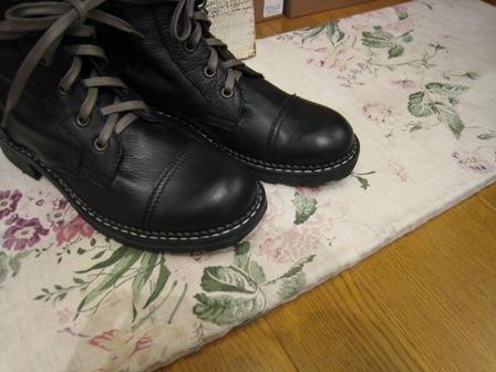 DOVER の続きは、ブーツたちです。_c0227633_2237286.jpg