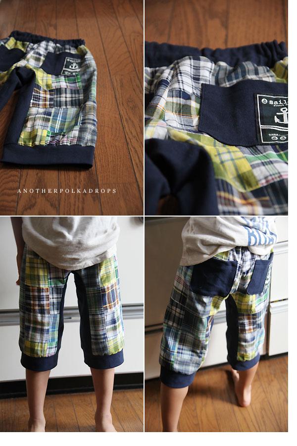 ニットパンツを布帛を使って縫う。_d0012237_17591120.jpg