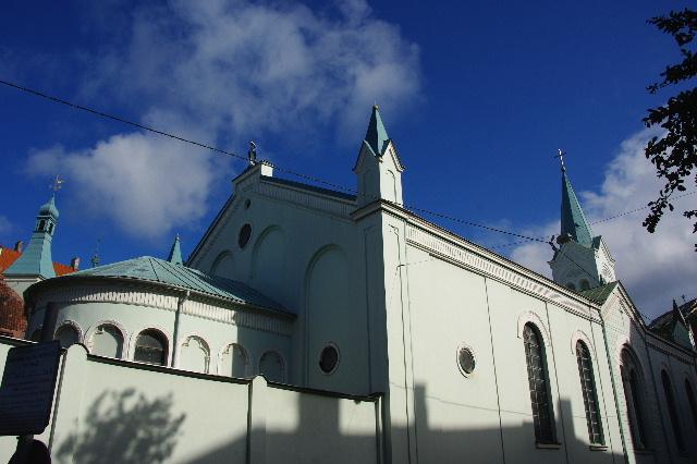 リガの旧市街散策、そしてエストニアのタリンへ_c0011649_11333890.jpg