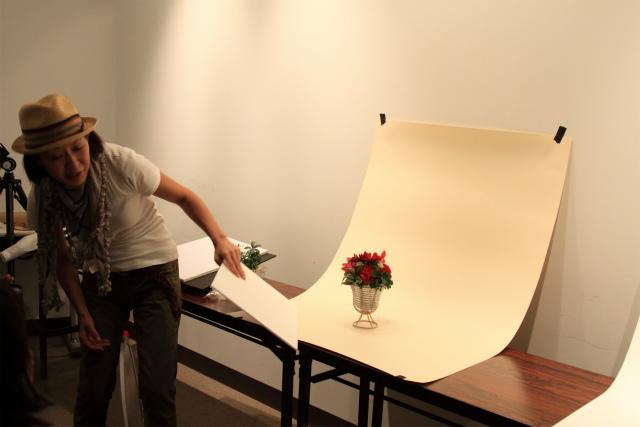「すずちゃんのカメラ」出版記念、フォトセミナー 物撮り、お花編♪①_d0152261_1754092.jpg