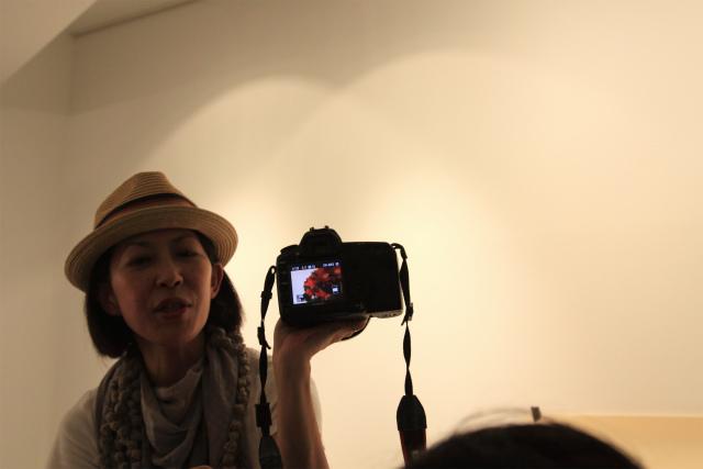 「すずちゃんのカメラ」出版記念、フォトセミナー 物撮り、お花編♪①_d0152261_1815362.jpg