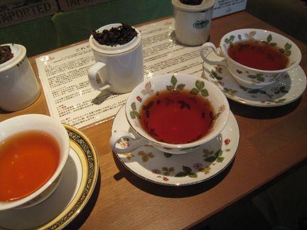 紅茶のお店 「G clef」_e0170272_9172138.jpg