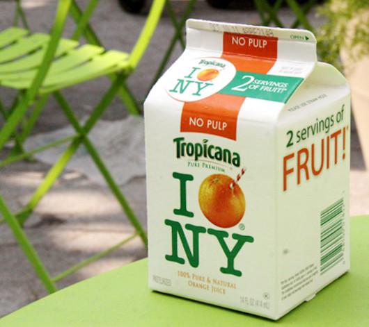 トロピカーナ・オレンジジュースがユニークなNY限定キャンペーン_b0007805_011535.jpg