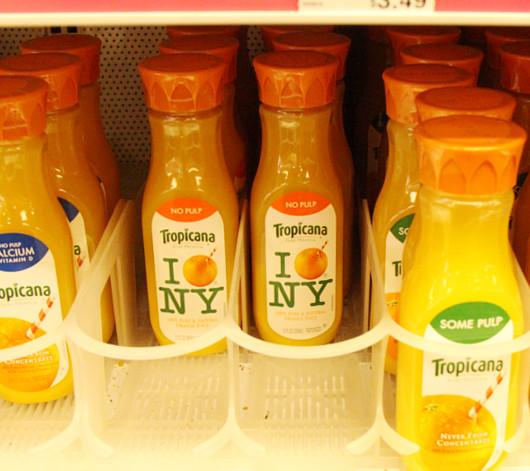トロピカーナ・オレンジジュースがユニークなNY限定キャンペーン_b0007805_01611.jpg