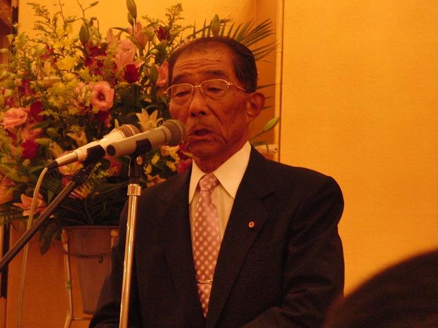 「山を守ることは、富士市を守ること」 渡辺勝前富士市議会議員の引退・感謝の集い_f0141310_6585482.jpg