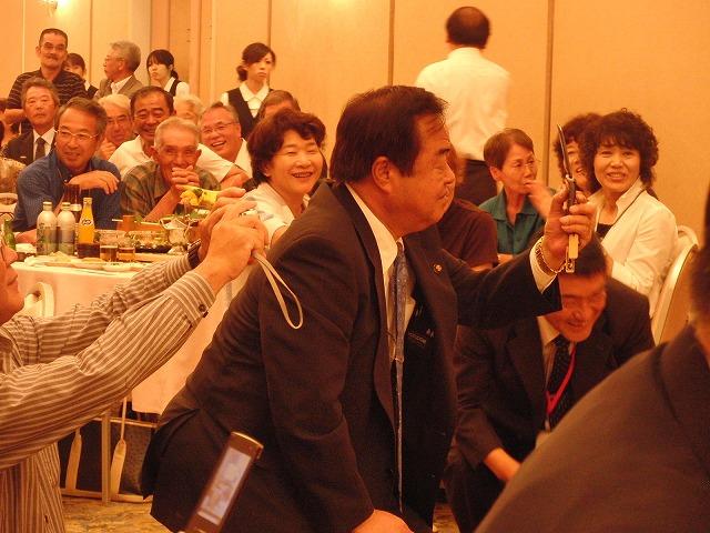 「山を守ることは、富士市を守ること」 渡辺勝前富士市議会議員の引退・感謝の集い_f0141310_702578.jpg
