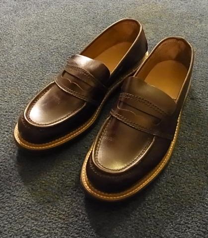 アメリカ仕入れ情報#11 デッドストック 50\'sダブルコバ shoes!_c0144020_12324599.jpg