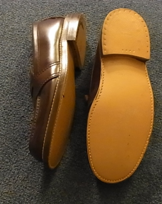 アメリカ仕入れ情報#11 デッドストック 50\'sダブルコバ shoes!_c0144020_1232499.jpg