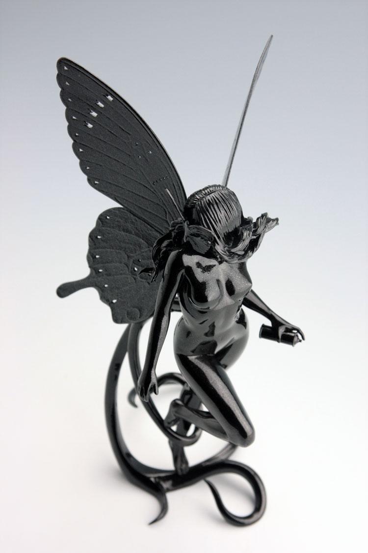 Lady Butterfly Black version、完成。_a0077842_2391864.jpg