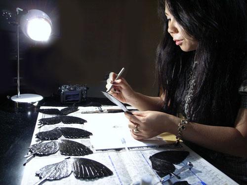 Lady Butterfly Black version、完成。_a0077842_892461.jpg