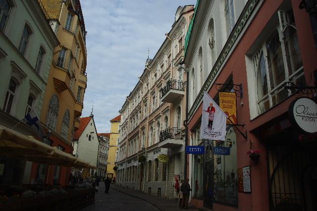 エストニアの首都タリンの旧市街散策_c0011649_3134479.jpg