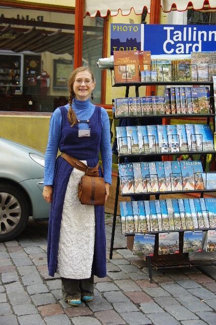 エストニアの首都タリンの旧市街散策_c0011649_3154443.jpg