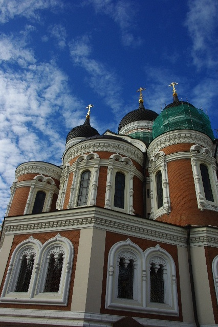 エストニアの首都タリンの旧市街散策_c0011649_3214355.jpg