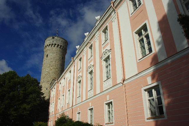エストニアの首都タリンの旧市街散策_c0011649_3225165.jpg