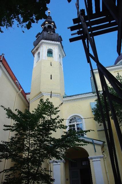 エストニアの首都タリンの旧市街散策_c0011649_3272884.jpg