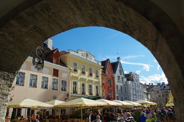 エストニアの首都タリンの旧市街散策_c0011649_3562274.jpg