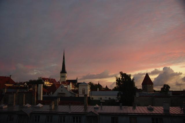 エストニアの首都タリンの旧市街散策_c0011649_393710.jpg
