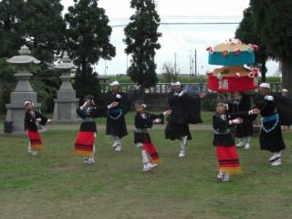 2012年 願念坊踊り_c0208355_1521167.jpg