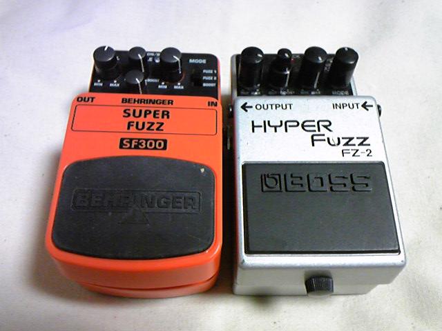 """BOSS""""FZ-2 Hyper Fuzz""""_e0052576_0302023.jpg"""